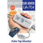 "Tensiometru semiautomat ""Palm Top"" cu masurare pe brat A&D Medical UA-704, validat clinic"