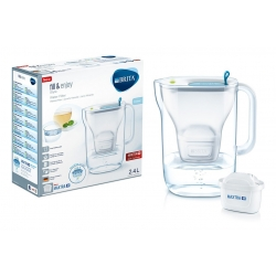 "Cana filtranta de apa Brita Style, indicator ""Smart LED Light"" (timp / volum apa)"