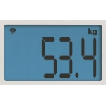 Analizor corporal (Smart Body Composition) Laica PS7003, tehnologie Bluetooth 4.0