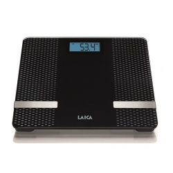 Analizor corporal (Smart Body Composition) Laica PS7002, tehnologie Bluetooth 4.0, greutate maxima 180 kg