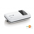 "Aparat de ambalare in vid Laica VT3118 Power Plus - compresor 120 W, operare ""touch"""