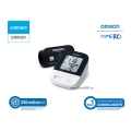OMRON M4 Intelli IT cu Bluetooth - Tensiometru de brat, manseta inteligenta Intelli Cuff, transfer date Omron Connect, validat clinic, garantie 3 ani