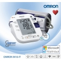 Tensiometru digital de brat OMRON M10-IT, conectare PC, validat clinic, manseta Comfort, tehnologie INTELLISENSE