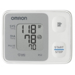 Tensiometru digital de incheietura OMRON RS2, validat clinic