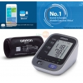 Omron M7 Intelli IT - Tensiometru de brat, manseta inteligenta, LED-uri avertizare, conectare Bluetooth