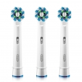 Capete periaj Braun Oral-B CrossAction (OralB heads), 3 buc