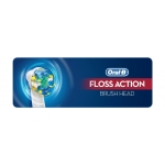 Capete periaj Braun Oral-B Floss Action, set de 4 buc