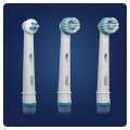 Capete periaj Braun Oral-B Ortho Care Essentials, 3 buc (1 Interspace, 2 Ortho)