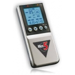 Electrostimulator muscular profesional TESMED MAX 5, garantie 5 ani (contine 12 electrozi)