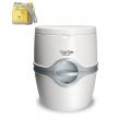 Toaleta portabila (wc mobil) THETFORD PORTA POTTI (Excellence Manual 565P) + Cooler bag (CADOU)