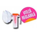 AEROSOL CU PISTON, VITEZA REGLABILA PM-03, Perfect Medical