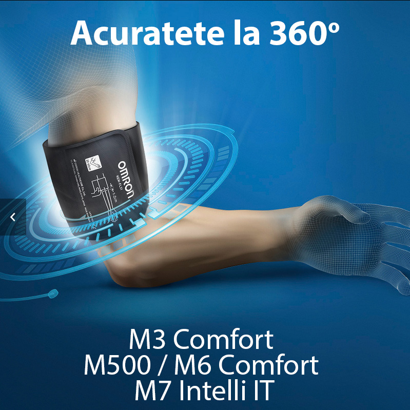 tensiometru-omron-comfort-acuratete-linemed