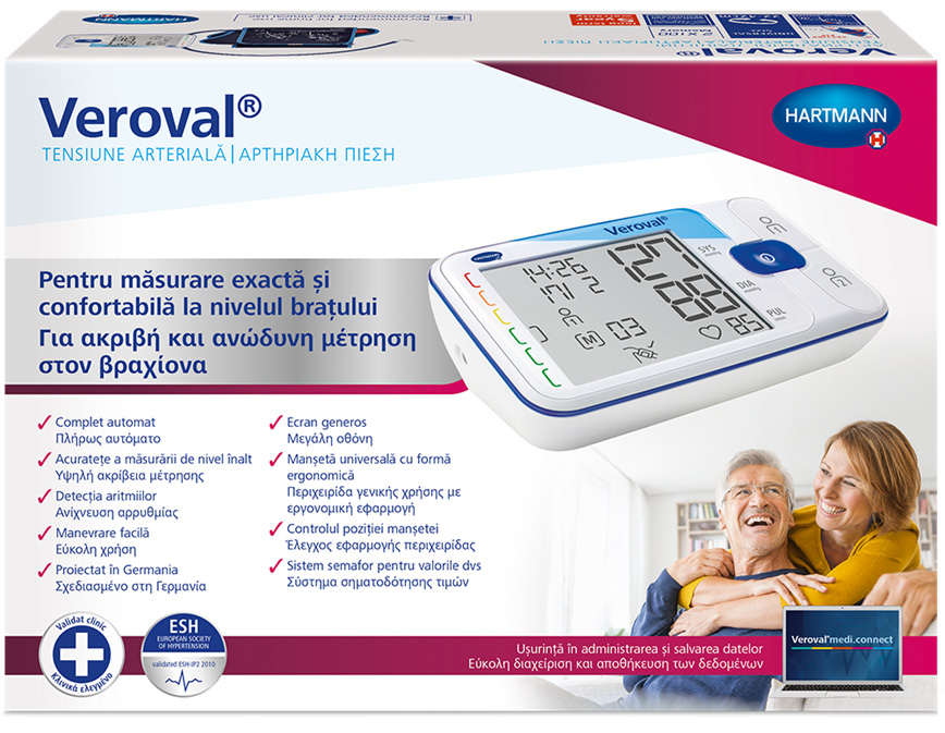 Tensiometru-Ver oval-brat-valid at-clinic-cablu -USB-transfer-d ate-linemed